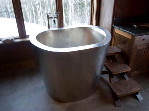 Bathtubs For Small Bathroom by Unique Japanese Soaking Tub Kohler Homesfeed