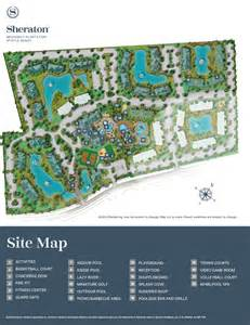 Sheraton Broadway Plantation Floor Plan Sheraton Broadway Plantation Maps