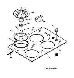 Cooktop Replacement Glass Ge Gas Cooktop Parts Model Jgp336bev2bb Sears Partsdirect