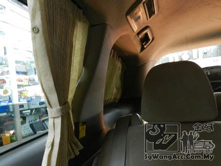 car curtain malaysia sungai wang car accessories air cond service luxury oem