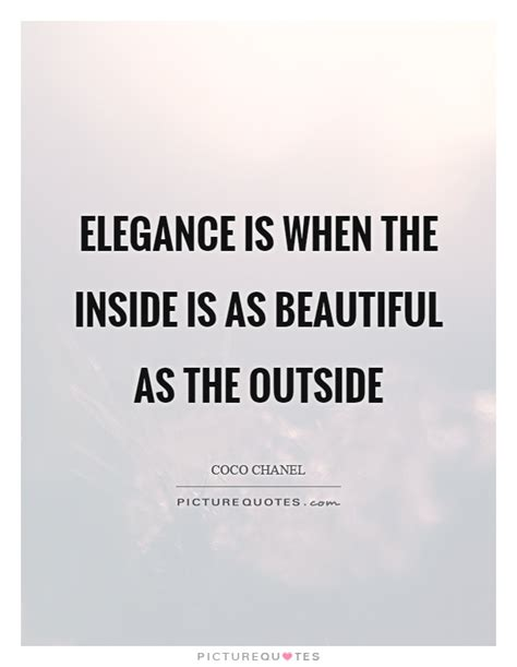 Beautiful Inside And Outside by Quotes Sayings Picture Quotes