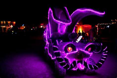 Burning Man 2012 Creates Fertile Ground For Led Light Art Elemental Led Lights