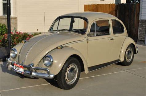 find   volkswagen beetle  original parts matching numbers  org invoice