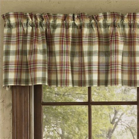 www country curtains com country curtains lemon pepper valance