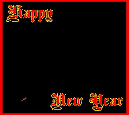 happy new years animations, new year's eve and party