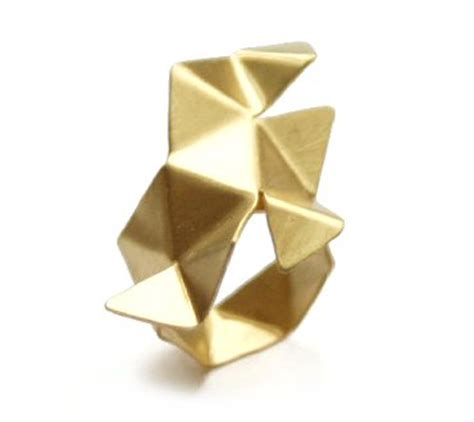 Origami Wedding Ring - the official of the new york institute of and