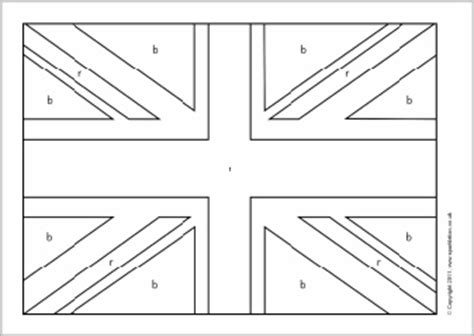 coloring page union flag union flag coloring page coloring pages