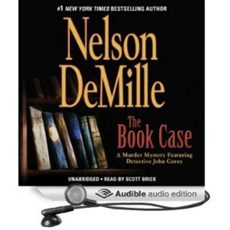 The Bookcase By Nelson Demille the book