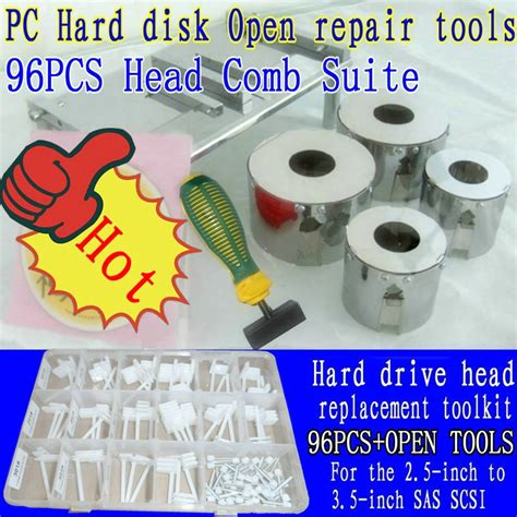 disk tools 96 pcs hard drive head replacement tools pc hard disk