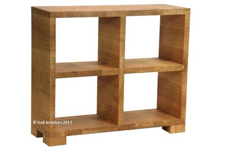 Unfinished Furniture Seattle by Made To Measure Seattle Solid Oak Cube Storage From