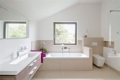 moderne badezimmer fliesen beige g 228 ste wc fliesen modern stil f 252 r badezimmer mit beige