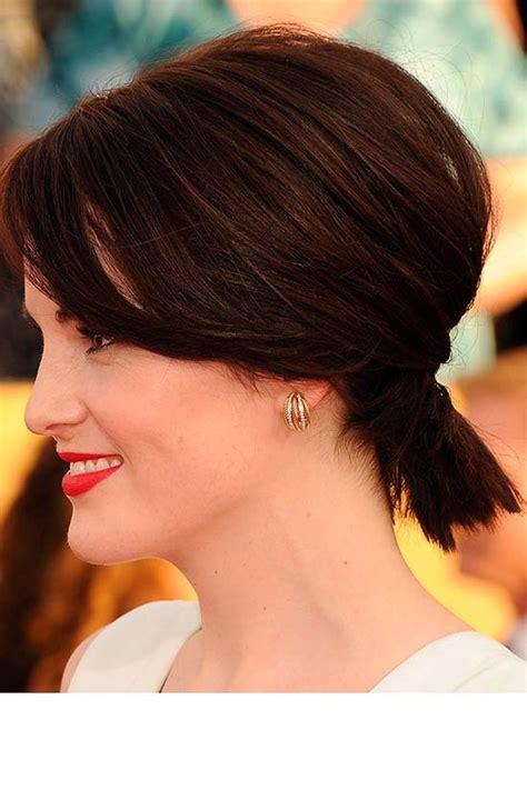 hairstyles for short hair in ponytail 15 elegant ponytail short summer hairstyles for girls