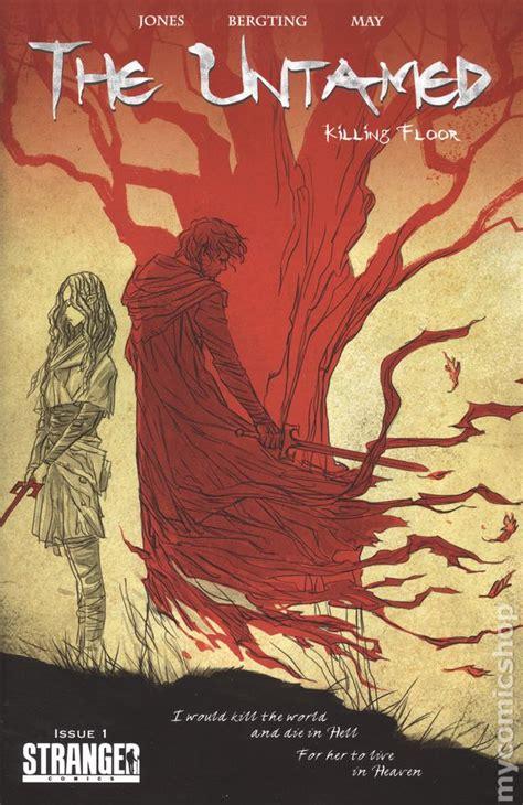 Killing Floor Novel by Untamed Killing Floor 2017 Comic Books