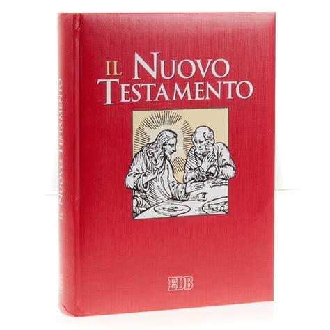 libri nuovo testamento nuovo testamento copertina rigida morbida vendita