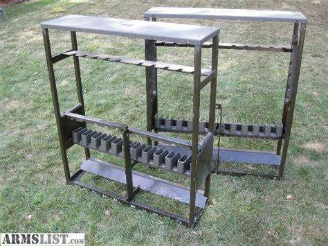 Ar 15 Gun Rack by Armslist For Sale M12 M16 Ar15 Rifle Rack Armory