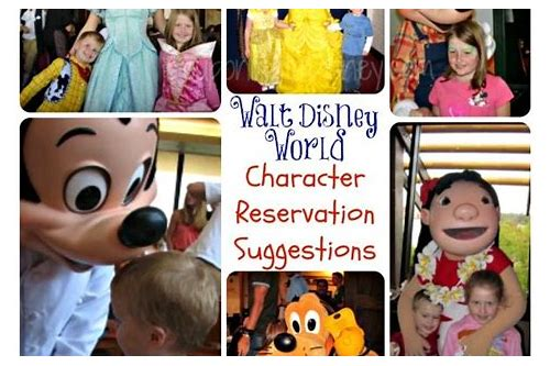 disney character dining coupons