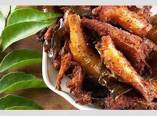 Kerala Netholi Fry | Anchovy Fry | Kozhuva Fry | Nethili ... Lemon Rice Recipe South Indian Style