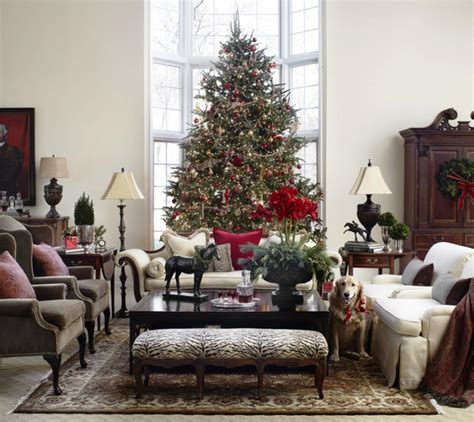how to decorate your living room for christmas making the most of your lounge at christmas the english