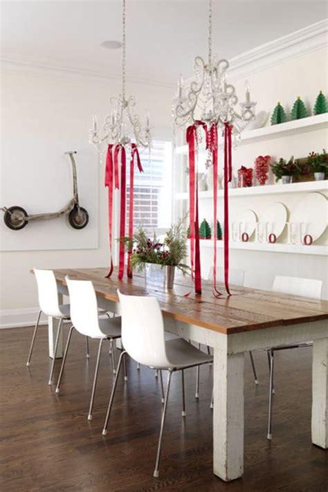 decoracion navidad ideas simples  el comedor ideas