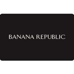Republic Gift Card - 100 banana republic gift card 85 free s h mybargainbuddy com