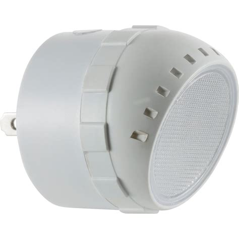 ge 360 degree rotation light sensing led light 11277