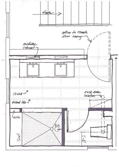 bathroom floor plan layout small master bathroom floor plans with no tub designs