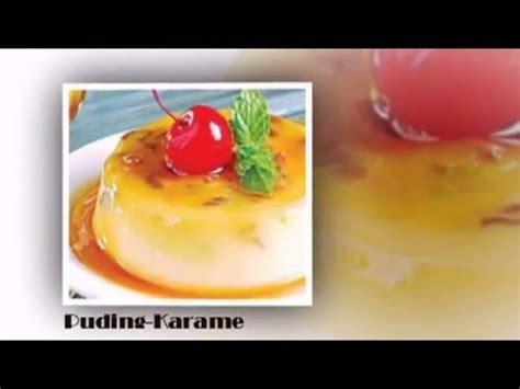 youtube membuat puding jagung resep membuat puding karamel nikmat youtube
