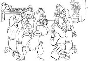pentecost color pentecost coloring pages pentecost coloring home