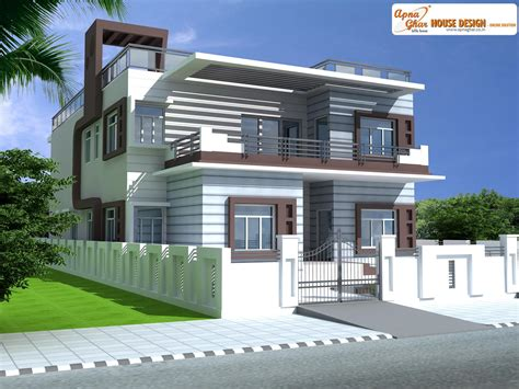 home exterior design wallpaper amusing duplex house exterior design 53 for your home