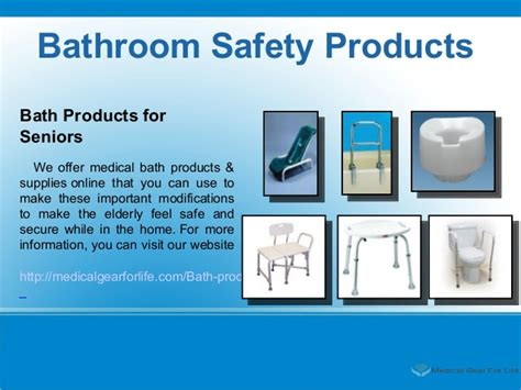 bathroom safety for seniors medical gear for life online medical equipment supply store