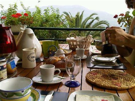 colazione in giardino colazione in giardino foto di b b 29 b sestri levante