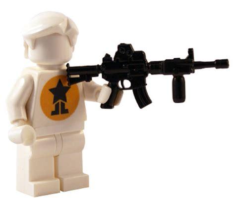 Lego Part Top And Black Gun m4a1 guns sidan toys lego figures custom minifigs shop guns guitars weapons