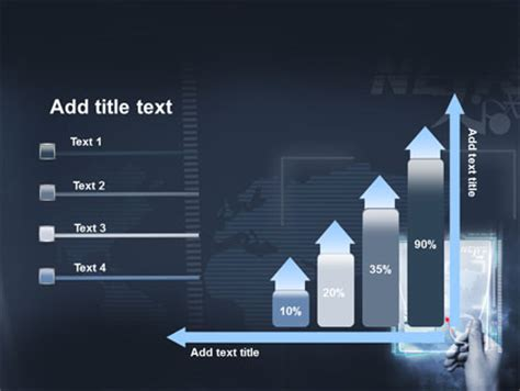 high tech powerpoint template backgrounds 06229