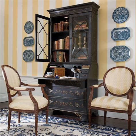 ethan allen secretary desk liliana secretary desk ethan allen us forest living