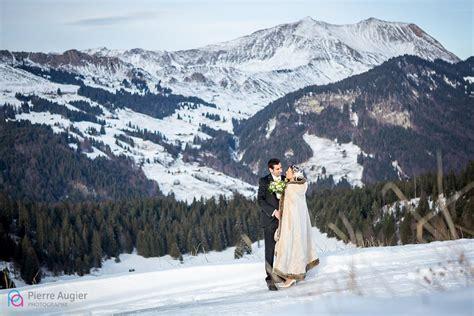 Mathilde Amp J 233 R 233 My La Clusaz 74 D 233 Cembre 2014 French Mariage