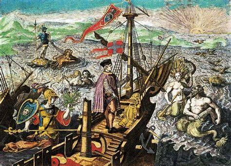 de donde salieron los barcos de cristobal colon noc la sirena que quer 237 a hablar con los hombres rel