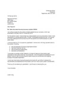 Cover Letter Of Cv Cv And Cover Letter Templates