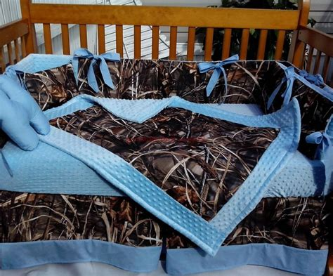 Blue Camo Bedding Set Camo Crib Bedding Sets Style Exceptional Baby Blue Camo Crib Bedding 4 Sickchickchic