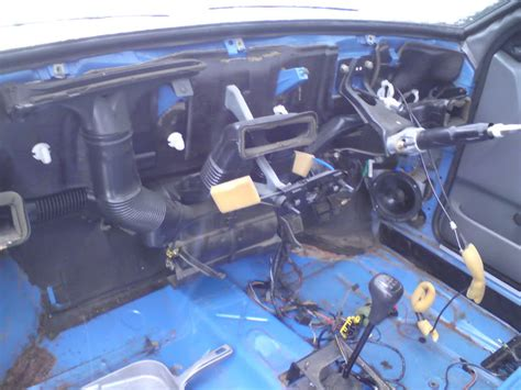 heater matrix removal passionford ford focus escort rs forum discussion