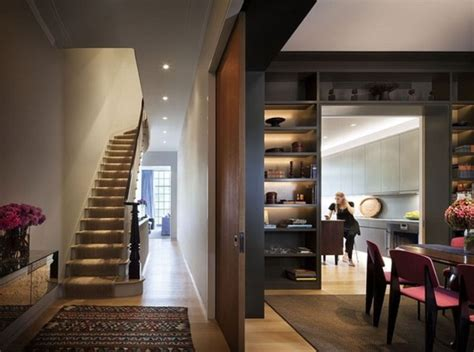 design house interiors york stylish townhouse with a very cozy interior in new york