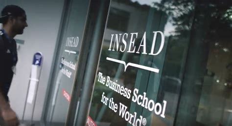 Insead Mba Ranking Bloomberg by Insead Captures In New Businessweek Ranking