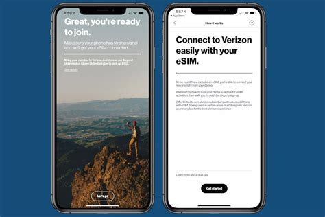 how to set up and activate esim with verizon plan on the dual sim iphone xr xs or max phonearena