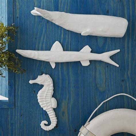 How To Make A Paper Mache Whale - papier mache animal sculpture sea animals west elm