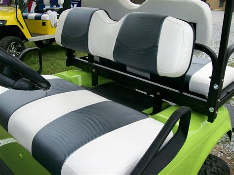 golf cart upholstery seats golf cart upholstery seats 28 images white and black