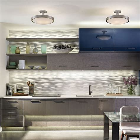 Cabinet Lights Kitchen Modern Kitchen Cabinet Lighting Greenvirals Style