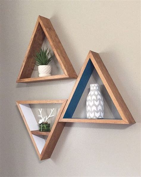 best 25 triangle shelf ideas on large