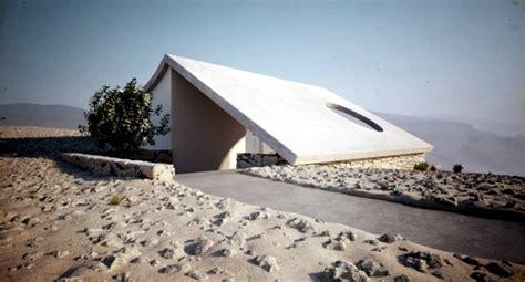 first class architectural visualization modern villa in the desert interior design ideas