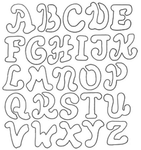 printable alphabet patterns printable letter stencils dr odd