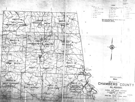 Chambers County Records Alabama Usgenweb Archives Chambers County Census Records