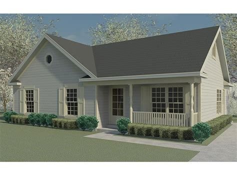 small ranch houses small house plans traditional small ranch home plan 006h 0143 at thehouseplanshop